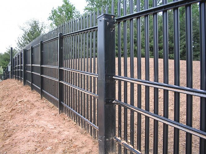 45 Best Wrought Iron Fencing Images On Pinterest Fence