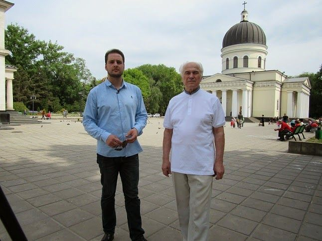 """June 13, 2015 in the Central square of the Cathedral in Chisinau musical will premiere the series """"Dialogues of love"""" based on the works of a brilliant classic of Romanian literature Mihai Eminescu and the poetess Veronica Micle, his beloved."""
