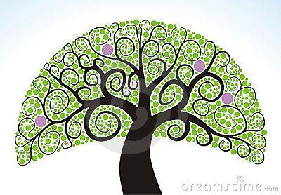 Green tree from dreamstime: Mas Árbole, Tree