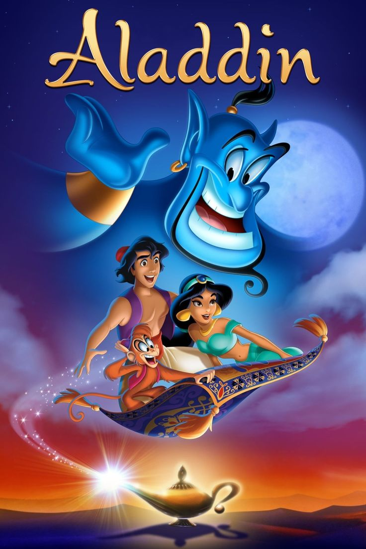 Aladdin Full Movie. Click Image to Watch Aladdin (1992)