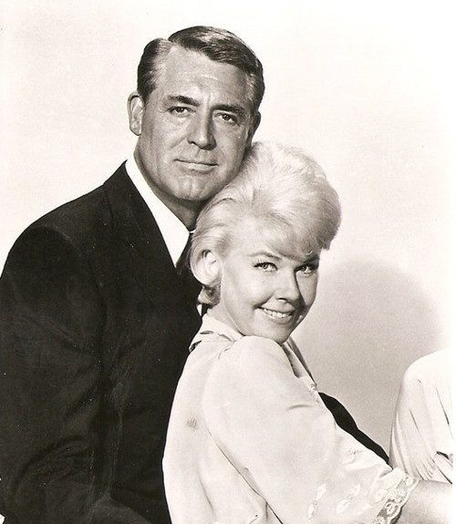 Cary Grant and Doris Day ~ That Touch of Mink