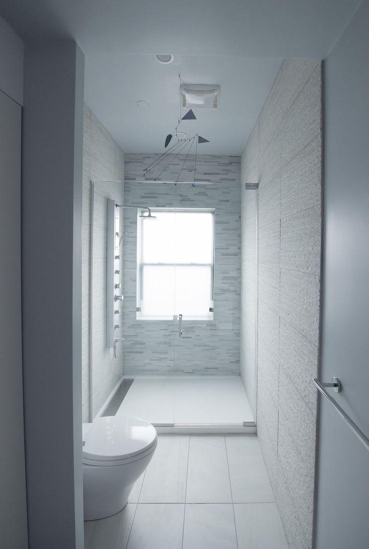 Mid america tile elk grove village - 931 W Leland Unit 402 Chicago Illinois Suzanne Shumaker Photographer Master Bath Shower