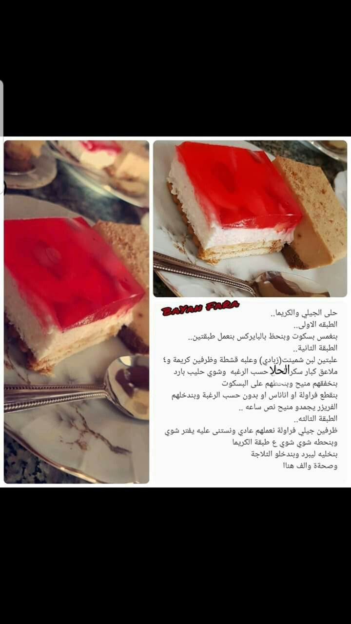 Pin By Nana Jarrar On Food And Drink Food And Drink Food Desserts