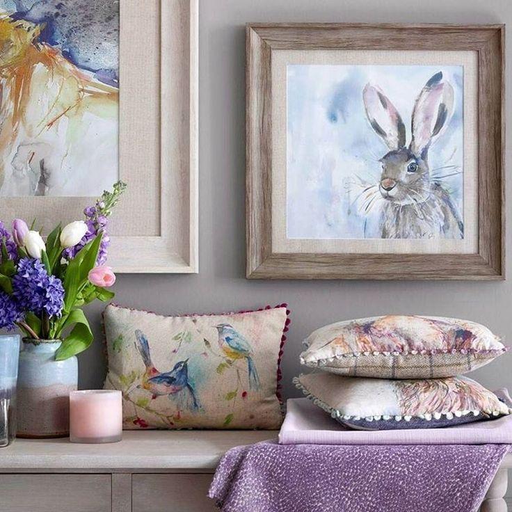 Нежного утра с очаровательными аксессуарами @voyage_deco! Ждем всех в #Galleria_Arben #gift #new #frames #pillows