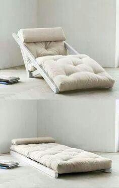 convertible futon