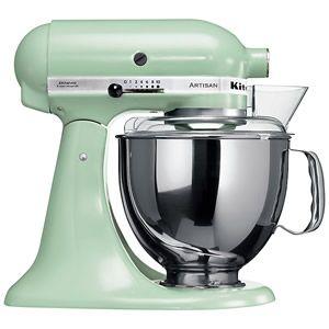 Kitchen Aid Artisan Mixer Pistachio Green - (KSM150BPT) - eCookshop