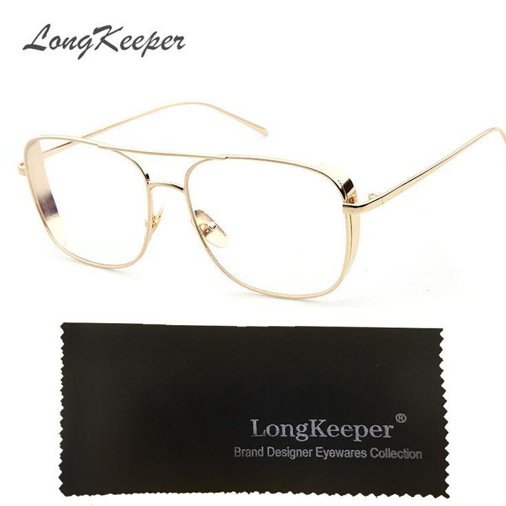 New Brand Designer Women's Vintage Retro Eye Glasses Spectacle Frame For Women Optical Eyeglasses Frame Oculos De Grau Femininos #Affiliate