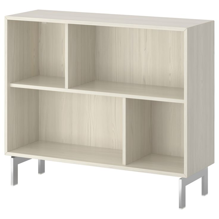 IKEA - VALJE, Shelf unit, larch white, , An asymmetrical storage solution that becomes personally yours when filled with your belongings.Optimize your storage with PALLRA boxes, or PALLRA mini chests. $99.99