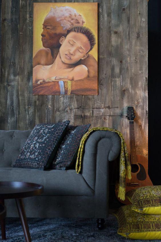 Мебель от голландского бренда Dutch Bone / индустриальный стиль, индустриальный дизайн, этнический стиль, декор, этника, промышленный интерьер, мебель лофт, Furniture Dutch Bone, ethtic interior, industrial design interior #лофт #idcollection
