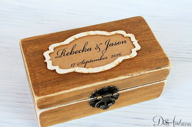 Wedding ring box ring bearer pillow alternative proposal ring box engagement ring box ring bearer sign ring box ring holder wedding olive