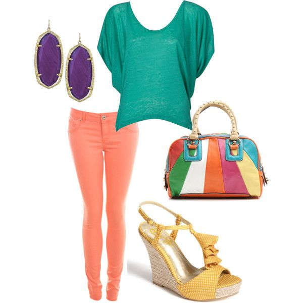 Color blinding, created by michtach on Polyvore