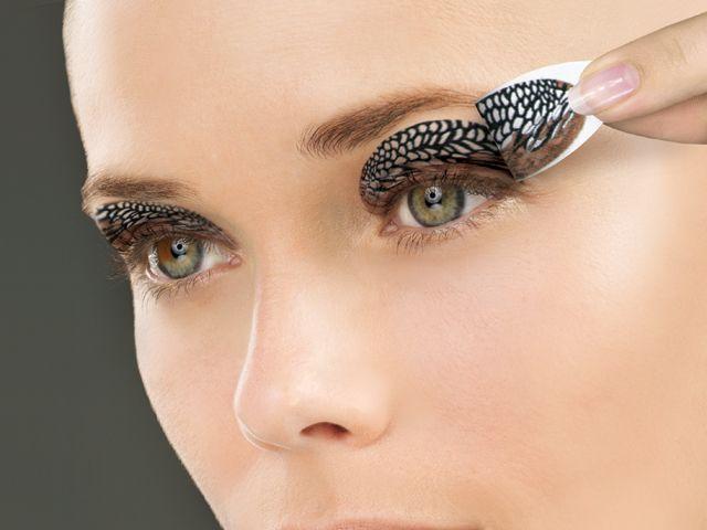 Feather Eye Shadow by Coloron Pro Eye Envy