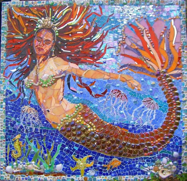 The 138 Best Images About Mosaic Underwater On Pinterest