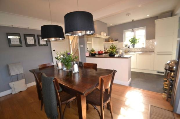 I found this on rightmove the kitchen diner kitchen for Kitchen ideas rightmove