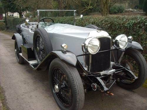 1925 vauxhall 30 98 tourer for sale vintage pinterest for Classic motors for sale