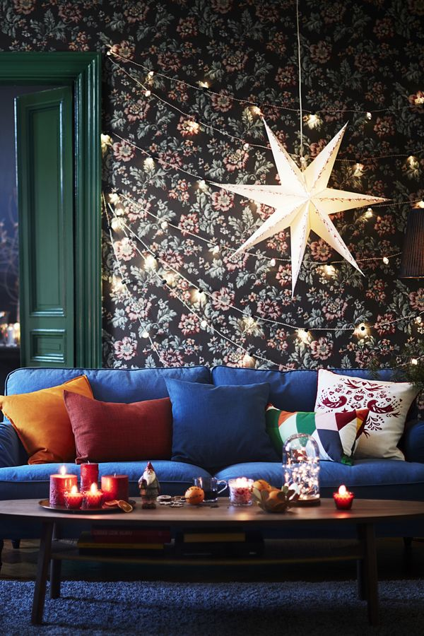 Luxurious comfort at affordable prices? That's what we call holiday magic. Find everything you need for the season at IKEA in Your 2016 Holiday Celebrating Guide.