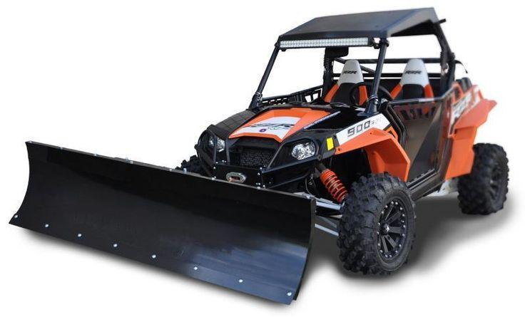 "72"" DENALI Complete Snow Plow System for YAMAHA RHINO"
