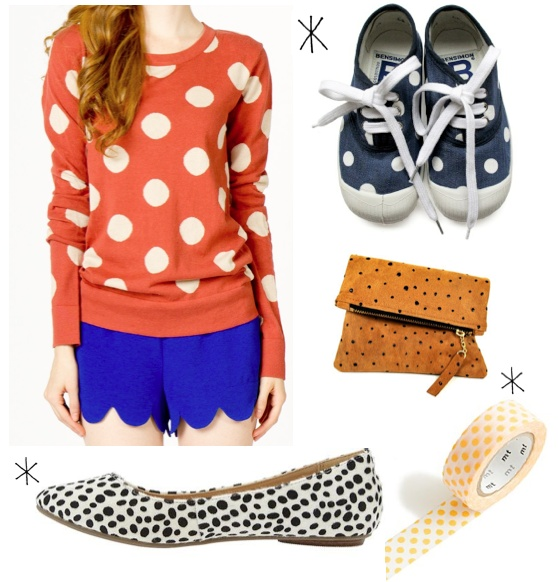One Fine Day: On Trend: Spots & Dots