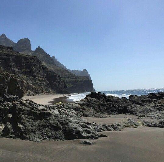 La Aldea de San Nicolás, Gran Canaria, Canary Islands, Spain