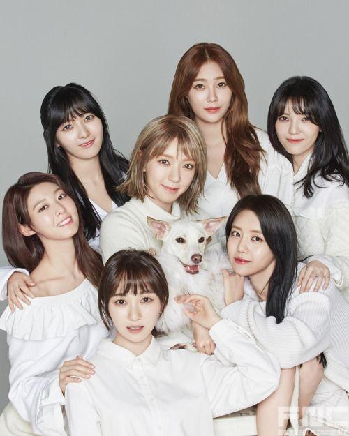 AOA - Seolhyun, Hyejeong, Mina