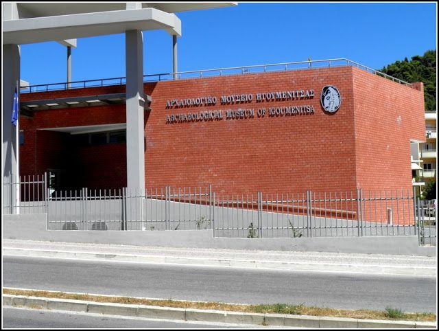 Θεσπρωτία: Αρχαιολογικό Μουσείο Ηγουμενίτσας: Ανακαλύπτοντας τα επαγγέλματα που σχετίζονται με την Αρχαιολογία. Επαγγελματικές Διέξοδοι και Προοπτικές
