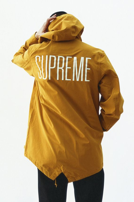 Supreme 2013 Spring/Summer Lookbook #fashion #mens #supreme