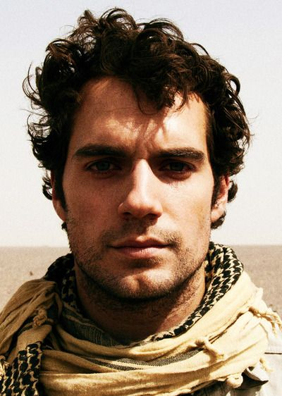 Henry Cavill in Driven To Extremes of Discovery Channel (and the new Superman...Yes please...)