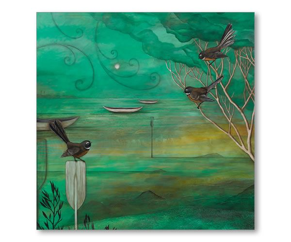 """Kathryn Furniss """"Twilight Trio"""""""
