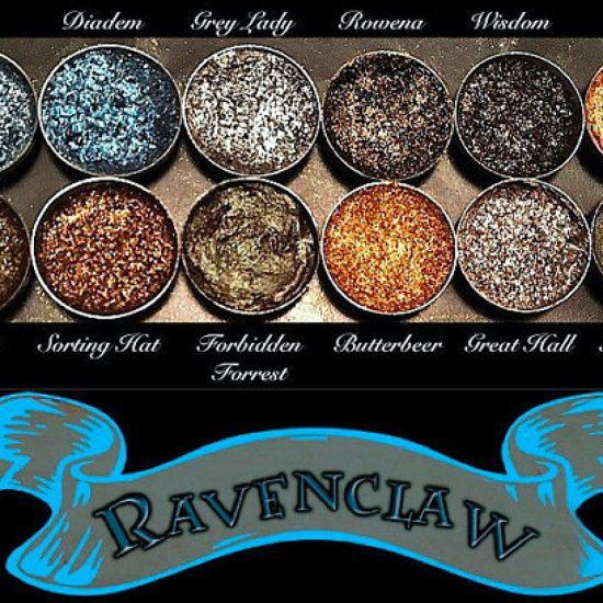 Harry Potter Eye Shadow Palettes