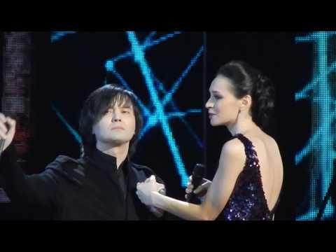 Gela Guralia и Полина Конкина - Tell Him (Live). 20.03.17 ГКД - YouTube