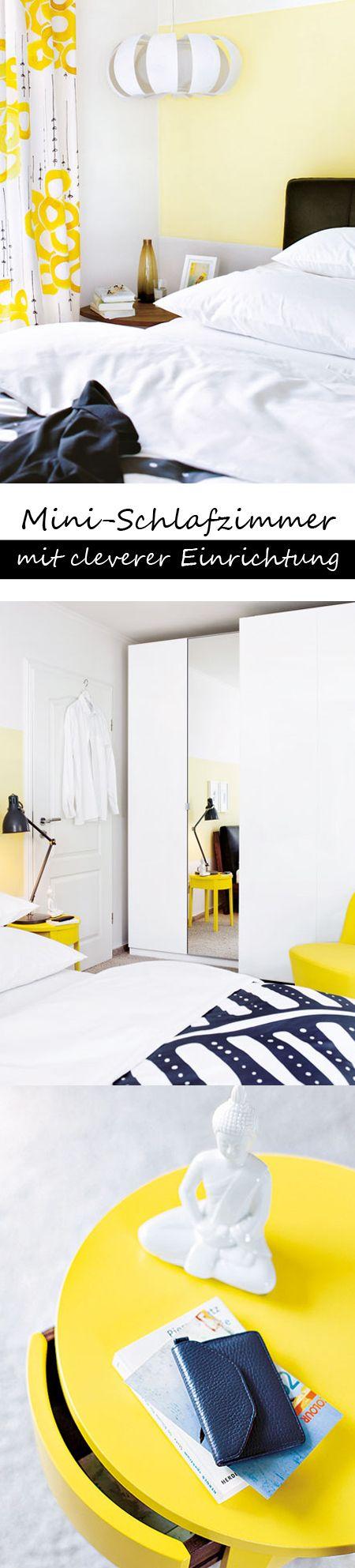Gekonnt Geben Wir Einem Kleinen Schlafzimmer Ein Neues, Praktisches Gewand.  Lassen Sie Sich Von