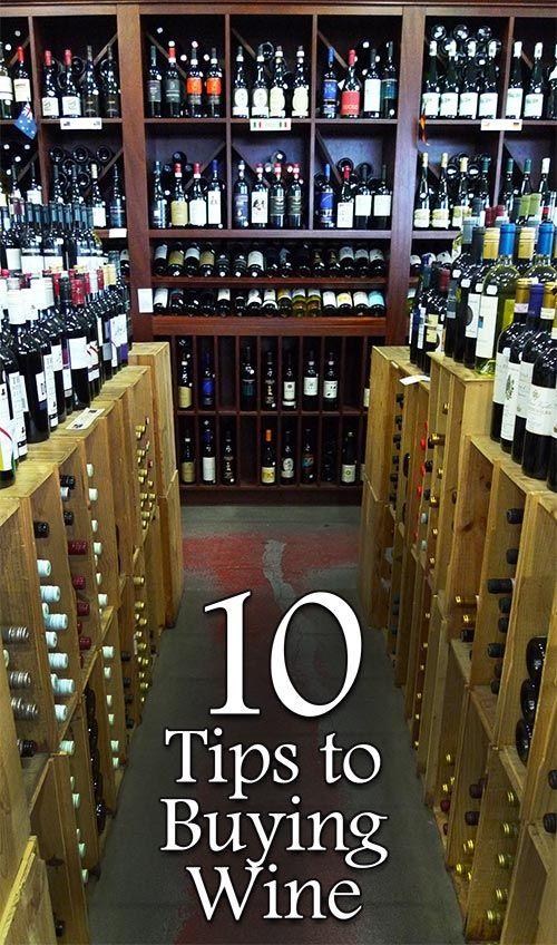 Wine Buying Tips