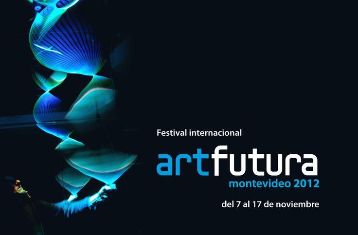 ArtFutura 2012 - Montevideo - Paul Friedlander