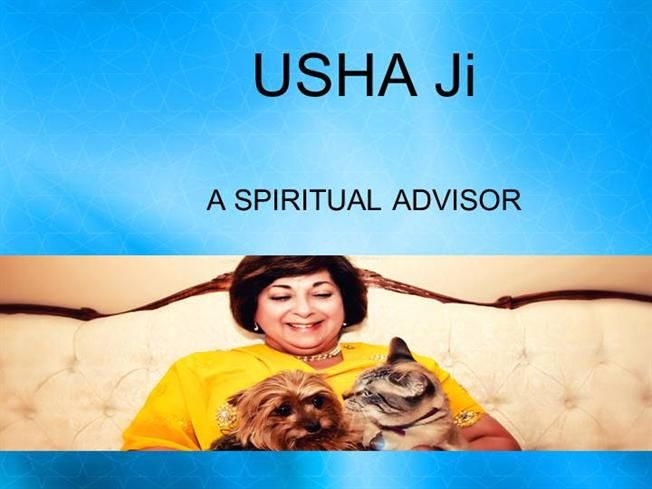 Ushaji.org A Spiritual Advisor - Healer by ushaji via authorSTREAM