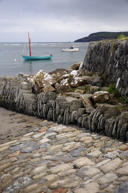 Parrog, Pembrokeshire, Wales