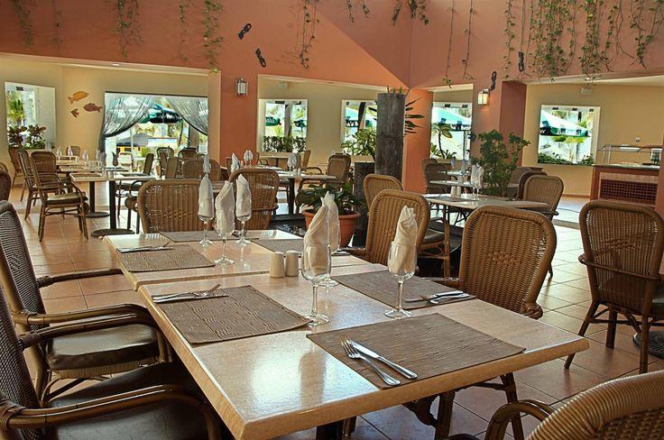 aruba beach club- we ate here
