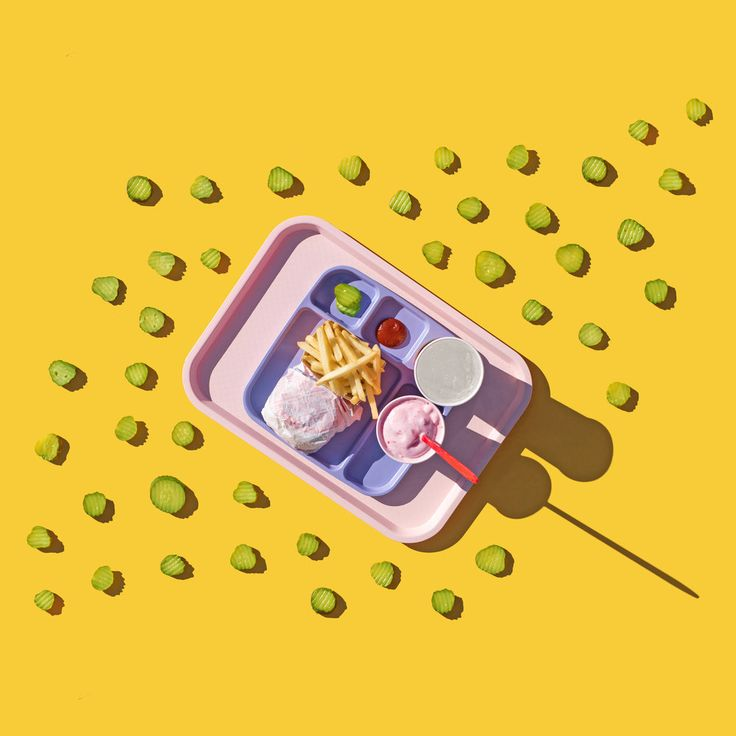 <p>Playful photo arrangements by Violet Tinder Studio are ode to colours and playful. Let it be a bunch of beauty products or some of our daily meals, studio's aesthetic is very cohesive. The aim is b