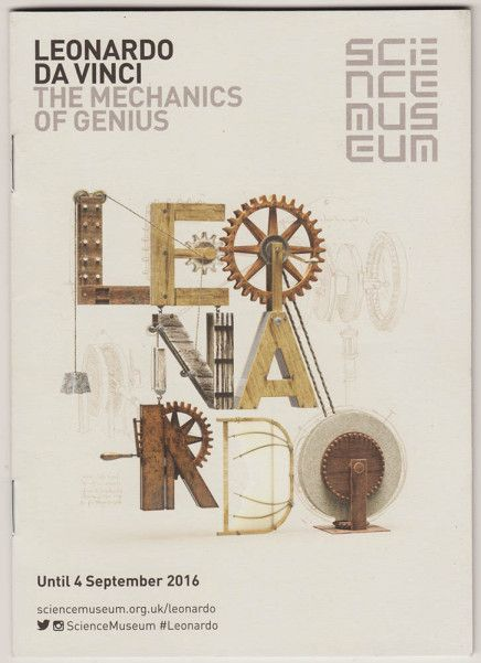 Leonardo Da Vinci: The Mechanics of Genius is a temporary touring exhibition currently showing at the Science Museum, London, open daily until 4 September 2016. It inspires multiple visits. There i…