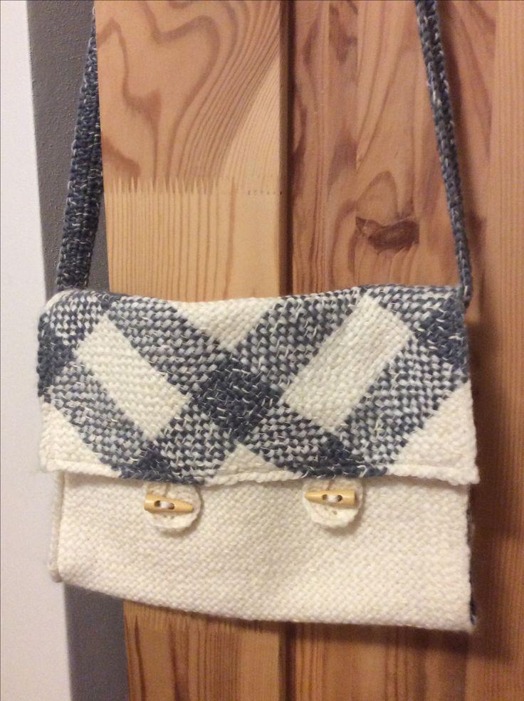 Tkaná taška přes rameno
