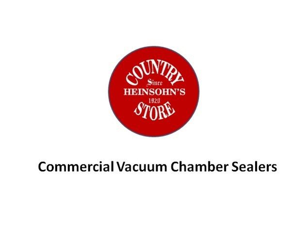 Best Commercial Vacuum Chamber Sealers
