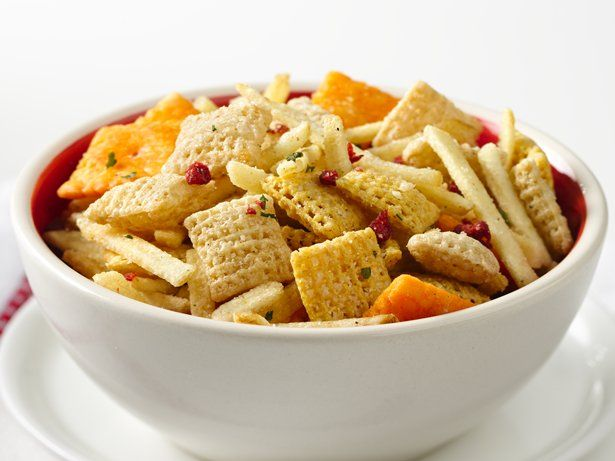 Loaded Baked Potato Chex Mix