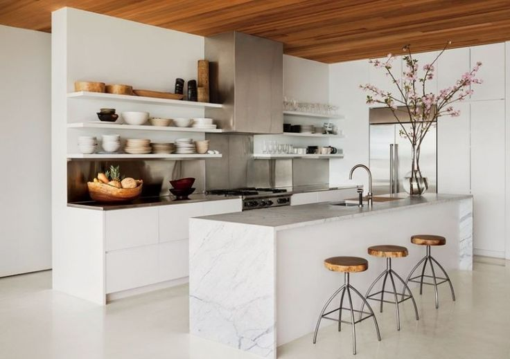 White Kitchens Back In Style