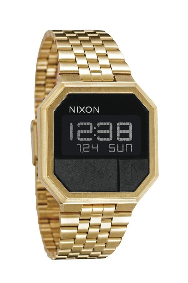 Nixon like gold!