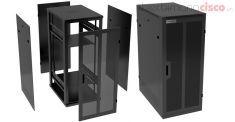 Tủ rack 42U, 36U, 27U, 20U, 15U, 10U, 6U với các chiều sâu D400, D600, D800 và D1000 chất lượng cao cho các công trình điện nhẹ