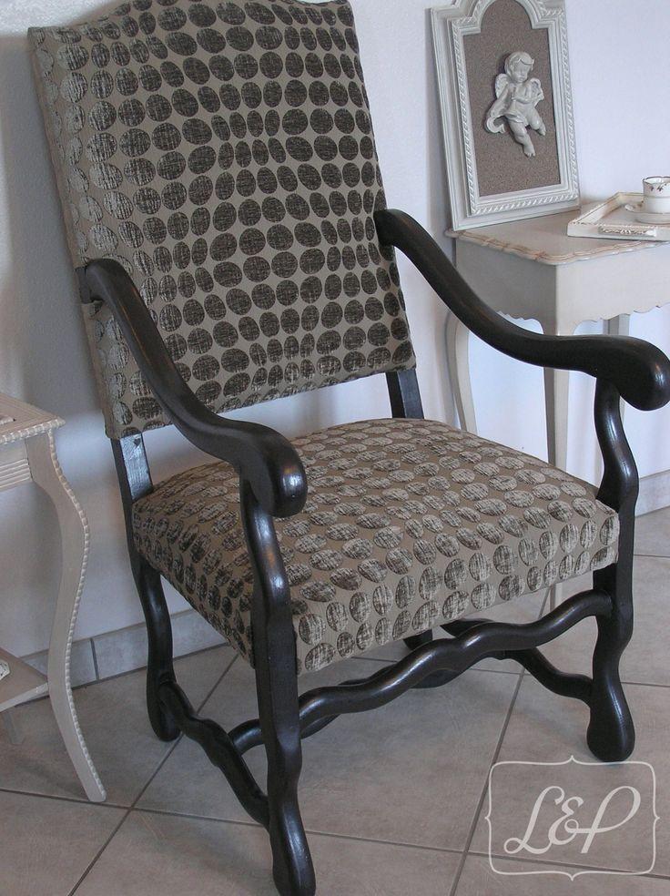 fauteuil_louis_xiii_ancien_tobias  Relooking fauteuil  Fauteuil louis Mobilier de Salon et