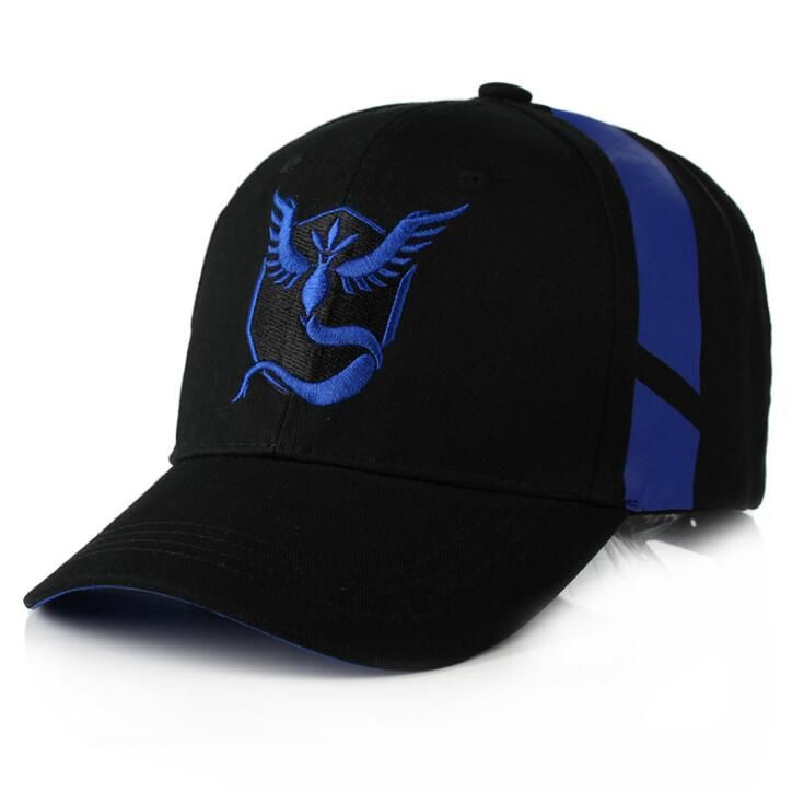 2016 Nieuwe Pokebolas Gaan Cap Actiefiguren Team Valor Team Mystic Team Instinct Pokeballs Cap Pokeball Hoed Z540 in  2016 New Pokebolas Go Cap Action Figures Team Valor Team Mystic Team Instinct Pokeballs Cap Pokeball Hat Z540USD 2.77/p van   op AliExpress.com | Alibaba Groep