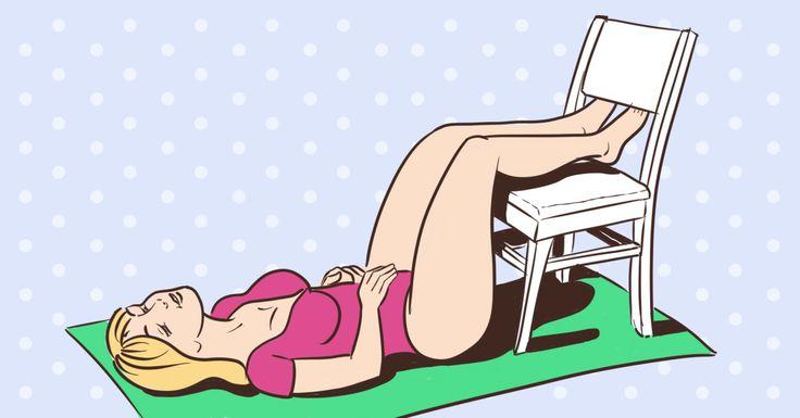 Chrbtica vás prestane ihneď bolieť! Vyskúšajte týchto 6 cvikov, ktoré vám pomôžu OKAMŽITE | Chillin.sk
