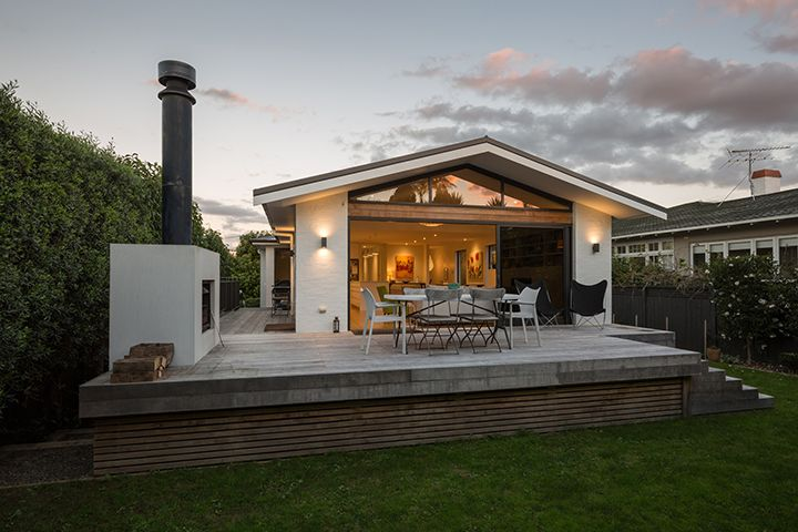 A transformed Mt Albert, Auckland home. #architecture