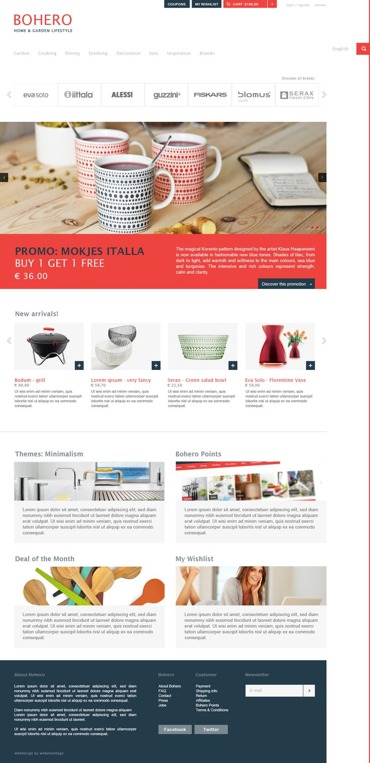 home 1 12 Examples of Minimal & Clean E Commerce Design