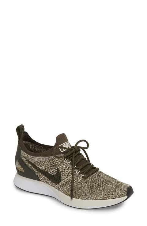 the latest c1501 da91b Nike Air Zoom Mariah Flyknit Racer Sneaker (Women)